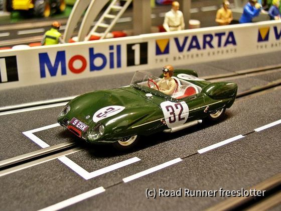 LeMans'56, Hunaudieres Resin Models, Lotus Mk XI