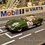 LeMans'56, Hunaudieres Resin Models, Lotus Mk XI