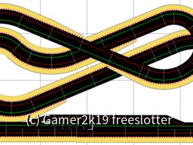 Die Legendäre Weihnachtsbahn für Carrera diesmal als Scalextric Sport Digital!