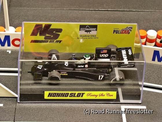 F1 '74, Nonno Slot Shadow DN3, Jean-Pierre Jarier