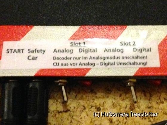 36-CU slotbaer Schalter