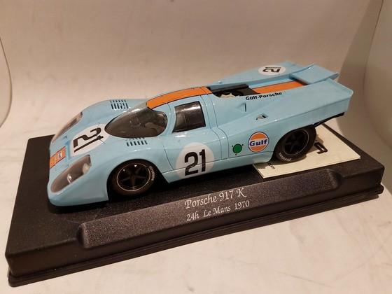 NSR Porsche 917 K - 24h Le Mans 1970 - #21 Gulf