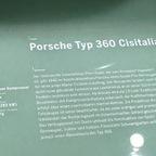 016 Porsche Typ 360 Cisitalia
