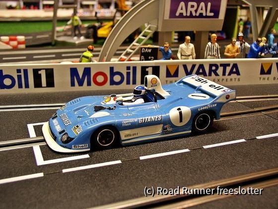 BUM Slot, Matra-Simca MS 670 C, Nürburgring 1974