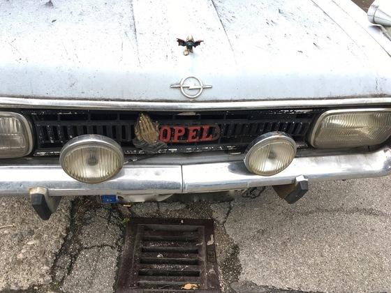 Opel Rekord Gothic Look (2)