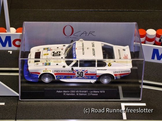 "OCAR Aston Martin DBS V8 ""RHAM/1"", Le Mans 1979"