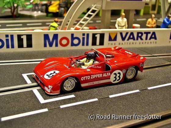 CanAm '72, Alfa Romeo 33/3, Laguna Seca