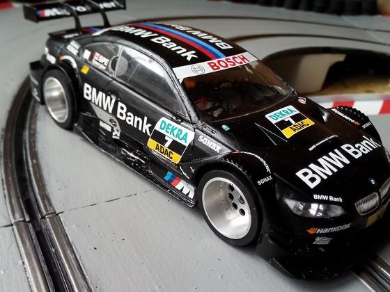 BMW M3 DTM NO7
