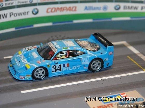 "Ferrari F40 \""Pilot\"""