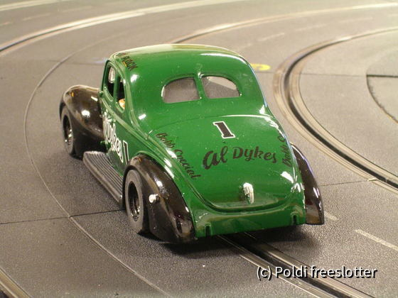 ´40 Ford Standard Coupe