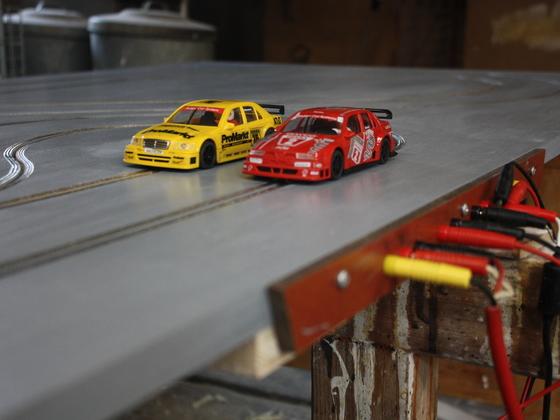 Testbahn(Probelauf)