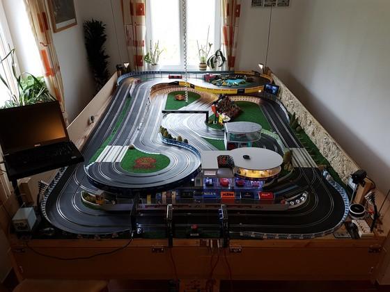 Polistil Raceway