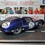 LeMans'62, G-M-C Tojeiro EE Climax, Ecurie Ecosse