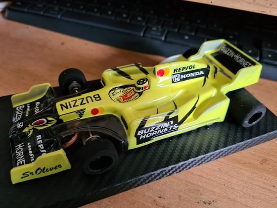 JK Open Box Jordan Honda Buzzin Hornets Ralf Schumacher