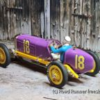 VSC, Miller 91s Packard Cable Special, 1929 Indianapolis 500, Ralph Hepburn