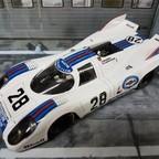 Porsche 917k #28 Martini Racing - 1000KM Austria 1971