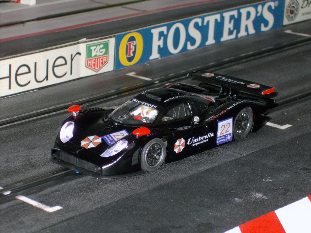 Porsche GT1 Umbrella