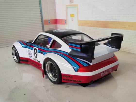 PORSCHE GT2 W2