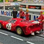 LeMans'66, Racer Ferrari 330 P3, L.Bandini/J.Guichet