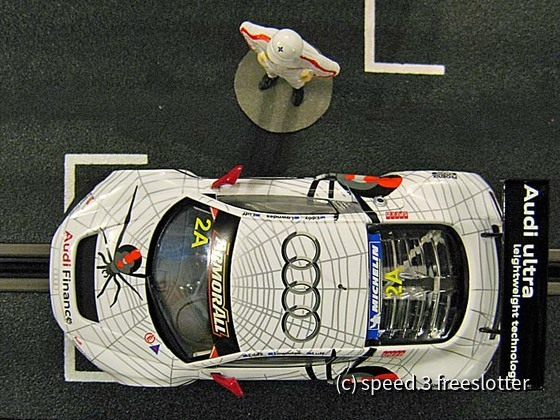 """Idee und Spiel Modell 2013: """"Audi R8 LMS - Team Phoenix #2a, Brathurst 2012"""""""