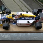 Williams-Honda FW11B #6