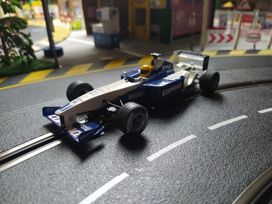 SCX, Sauber BMW F1