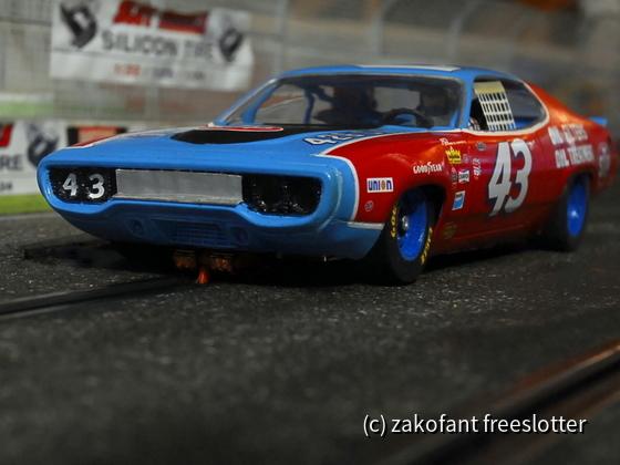 Plymouth GTX 1:24