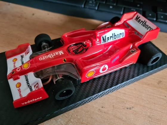 JK Open Box Ferrari Michael Schumacher