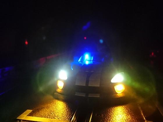 Beleuchtungs test und Einbau