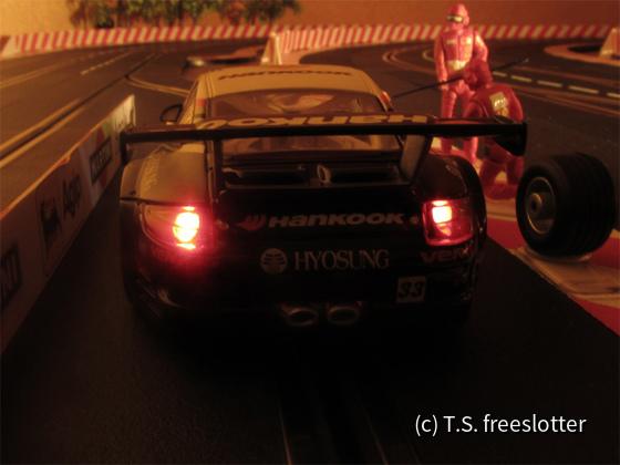 PORSCHE GT3 RSR auf dem Hunsrückring