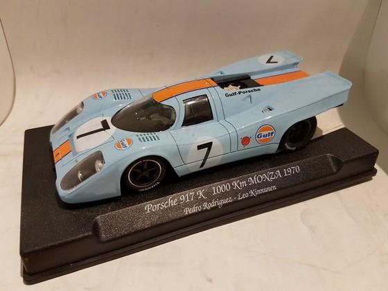NSR Porsche 917K 1000 Km - Monza 1970 - #7 Gulf