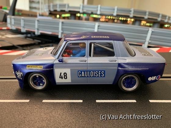 """R8 Gordini #48 """"Gauloises"""" - 013"""