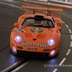 08 - BRM Porsche GT Jaegermeister No_17 (Orange Kit)