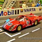 LeMans'69, MMK/TKP Alfa Romeo 33/2 Coda Lunga