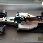 AMG Mercedes F1 Nico Rosberg
