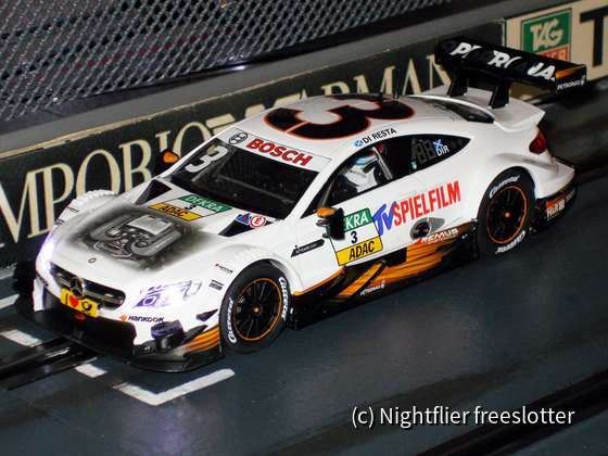 DTM Mercedes AMG #3
