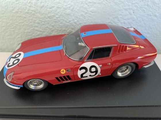 Silverline Ferrari 275GTB Maranello Conc. Le Mans 1966