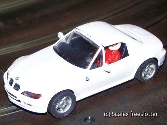 Projekt Cartrix BMW Z3