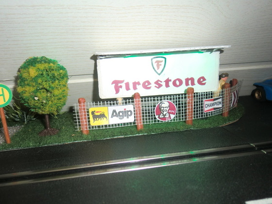 Deko Tafel Firestone