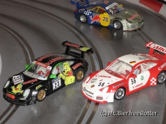 NSR Porsche