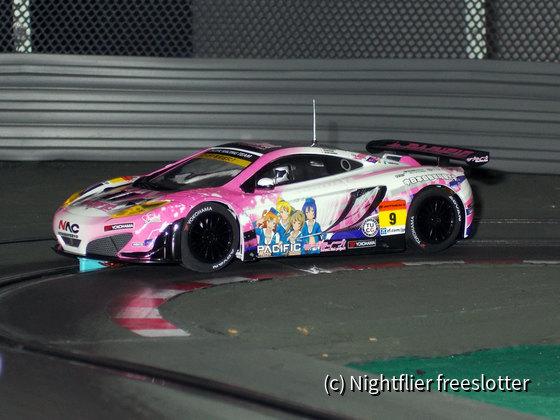 McLaren 12C #9