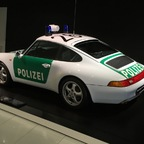 179 Porsche 911 Carrera Coupé Polizei