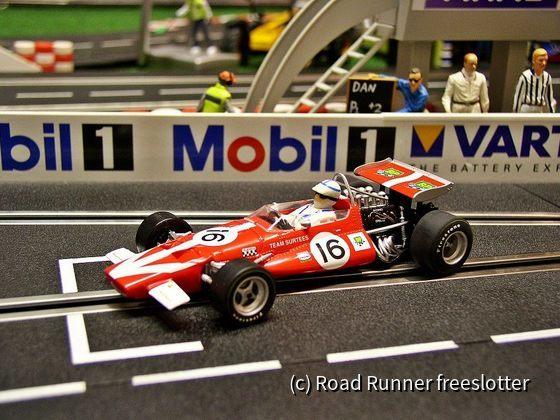 F1 '70, Scalextric McLaren M7C, John Surtees