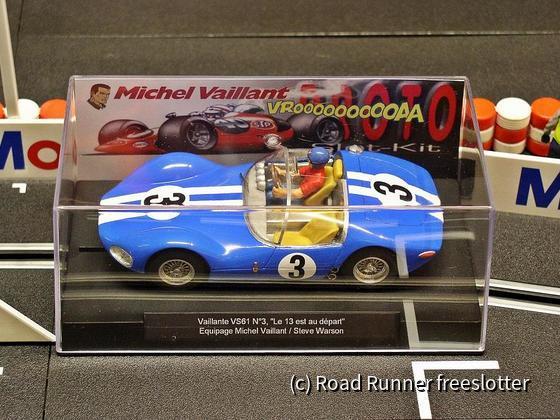 Proto Slot, Vaillante VS61, Michel Vaillant