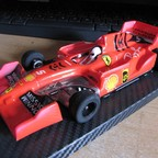 JK Open Box Ferrari Sebastian Vettel