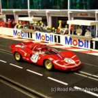 Racer Ferrari 350P CanAm, Laguna Seca 1967