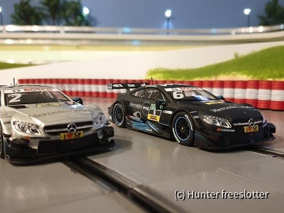 ASRC - ProSpreed 3D DTM vs Carrera DTM - Front