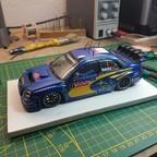 Autoart Subaru auf Plafit Excel