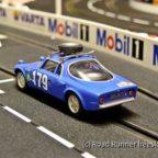 1966, OCAR Matra Djet 5, Rallye Monte Carlo 1966, Jaussaud/Pescarolo