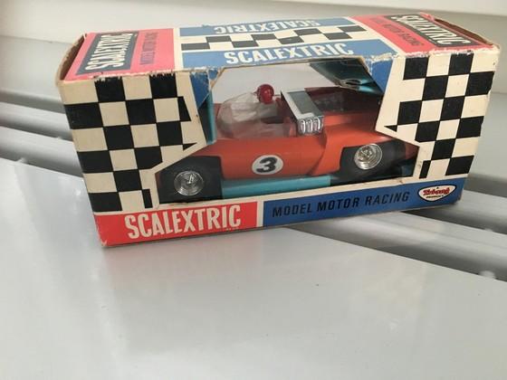 Scalextric C4